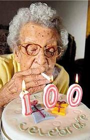 Вред курения: преждевременное старение